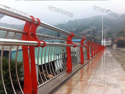 河道不锈钢栏杆