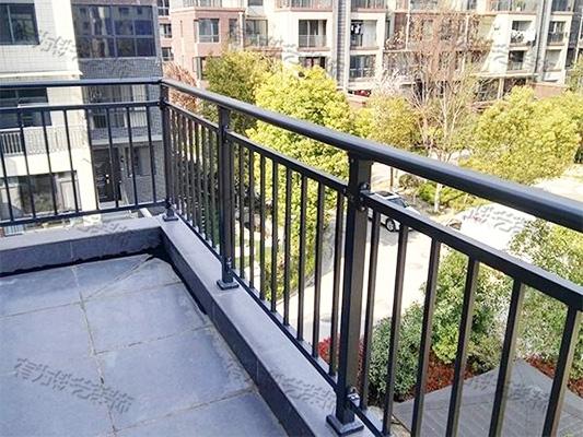 铝艺阳台栏杆厂家