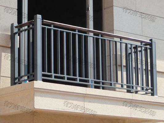 铝艺阳台护栏杆