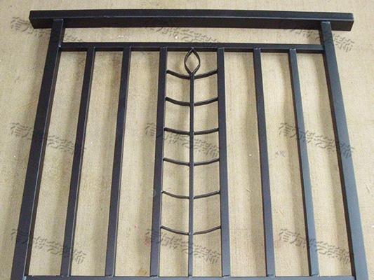 平台防护栏杆
