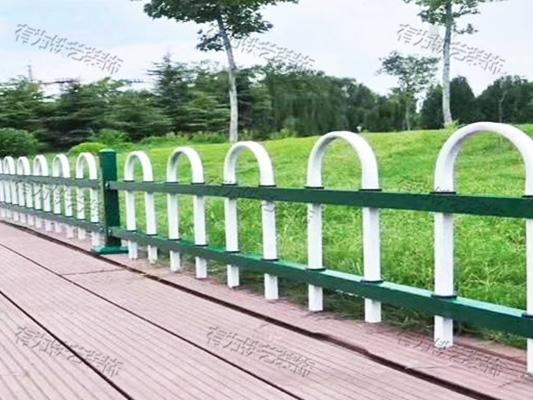 草坪绿化栏杆