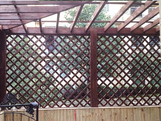 铁网格栅栏杆